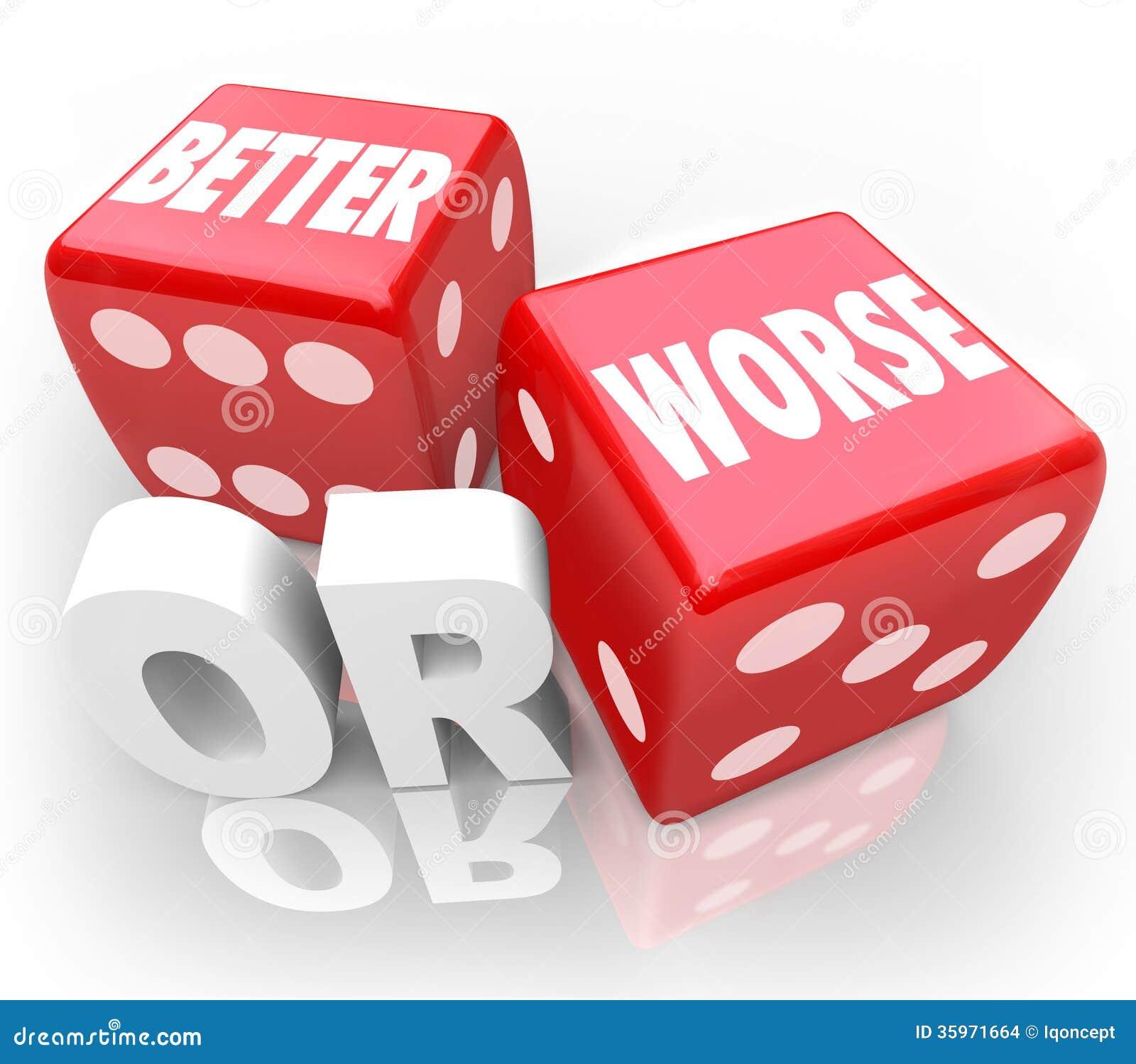 Gambling dice terms
