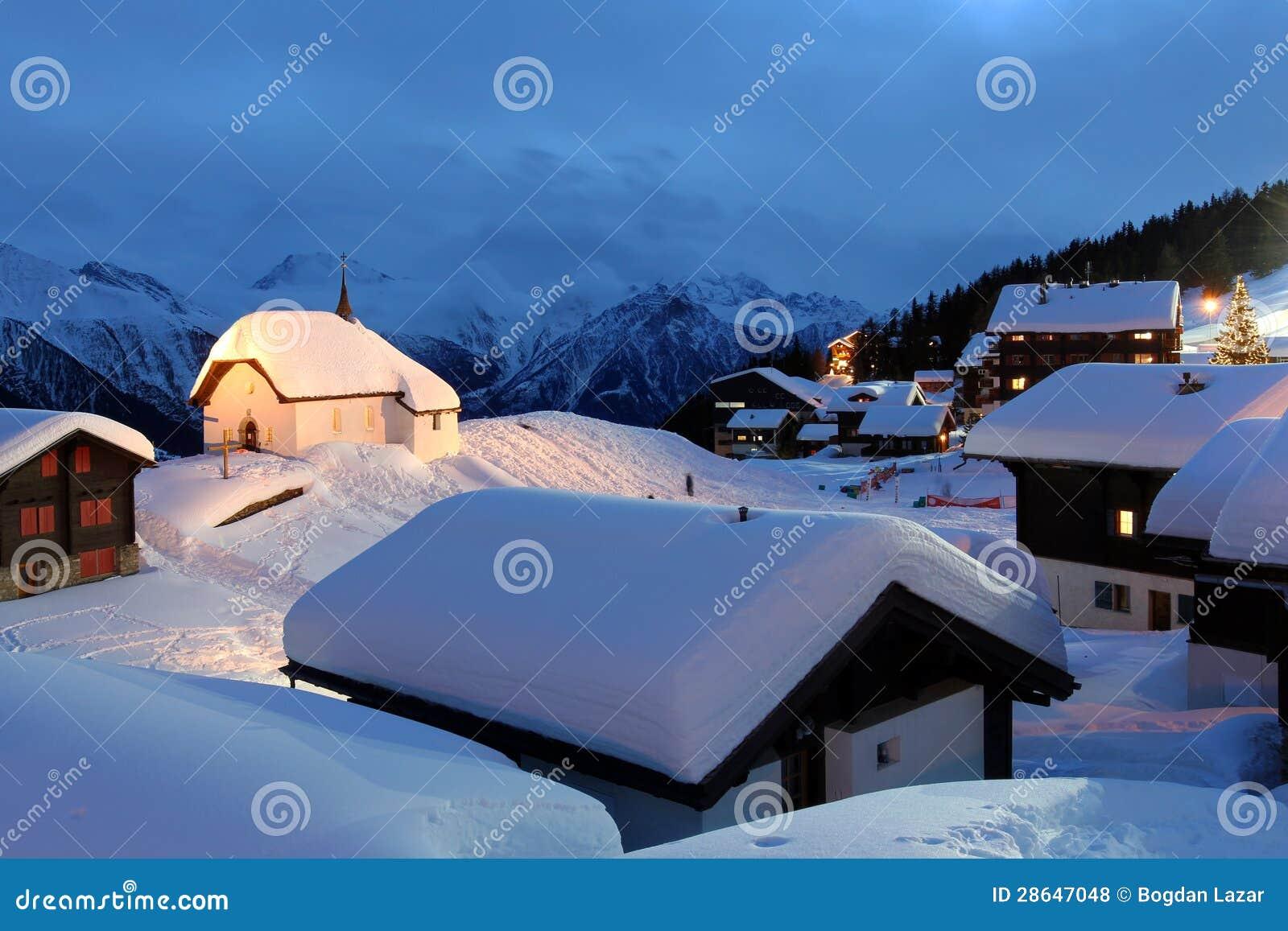Bettmeralp Switzerland  city photo : Bettmeralp, Switzerland Royalty Free Stock Photos Image: 28647048