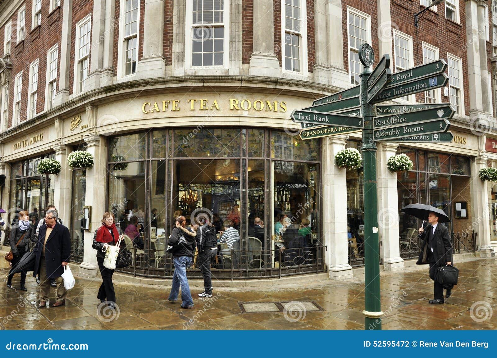 Bettys Cafe Tea Rooms York England