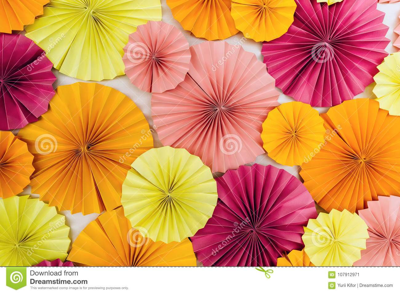 The Beutiful Papier-mache Color Background Stock Image - Image of ...