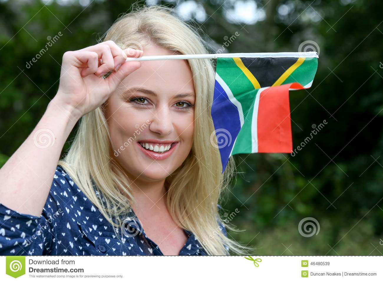 Dating a white south african girl