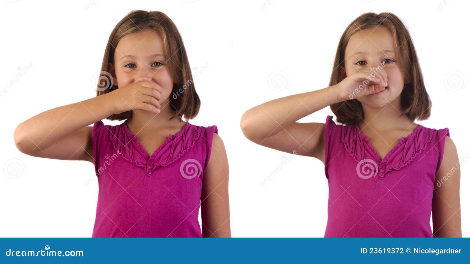 Bevanda di linguaggio di segno