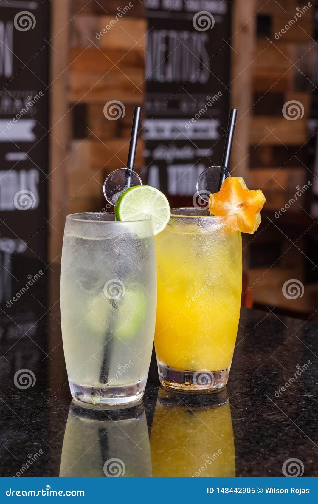 Bevanda di rinfresco per estate senza cos? tanto alcool