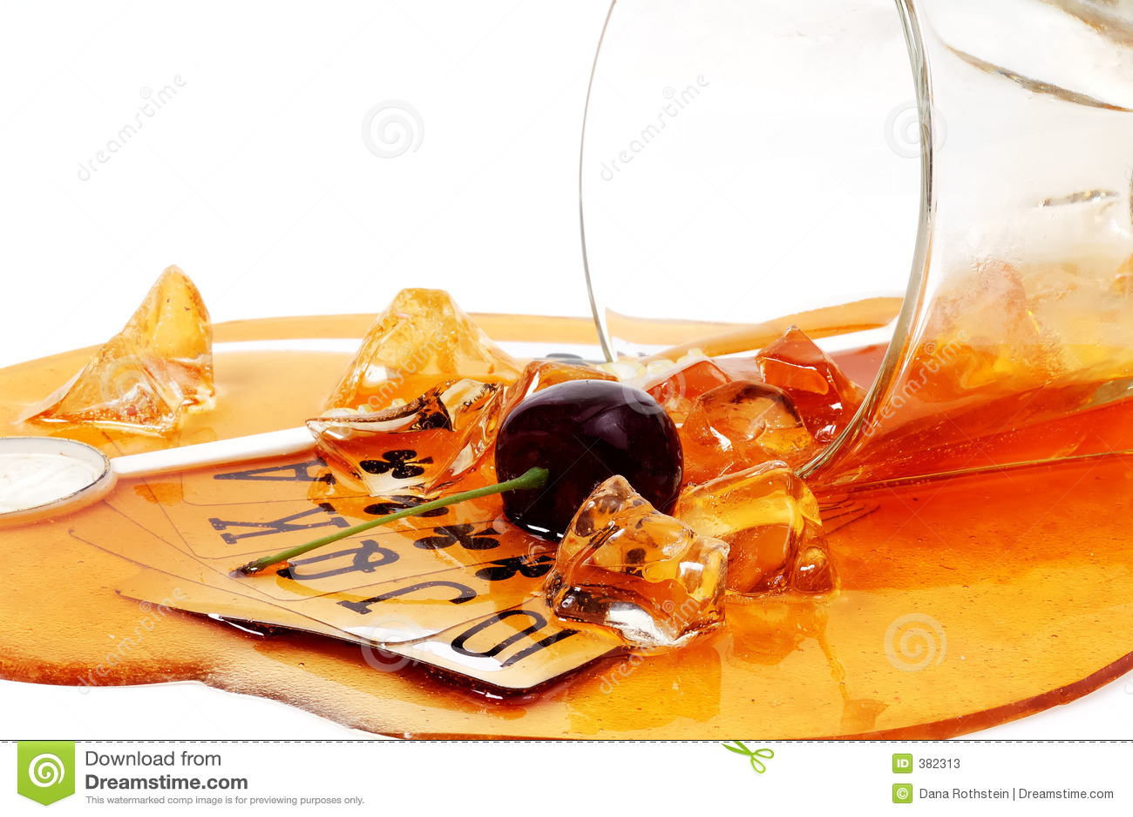Bevanda rovesciata