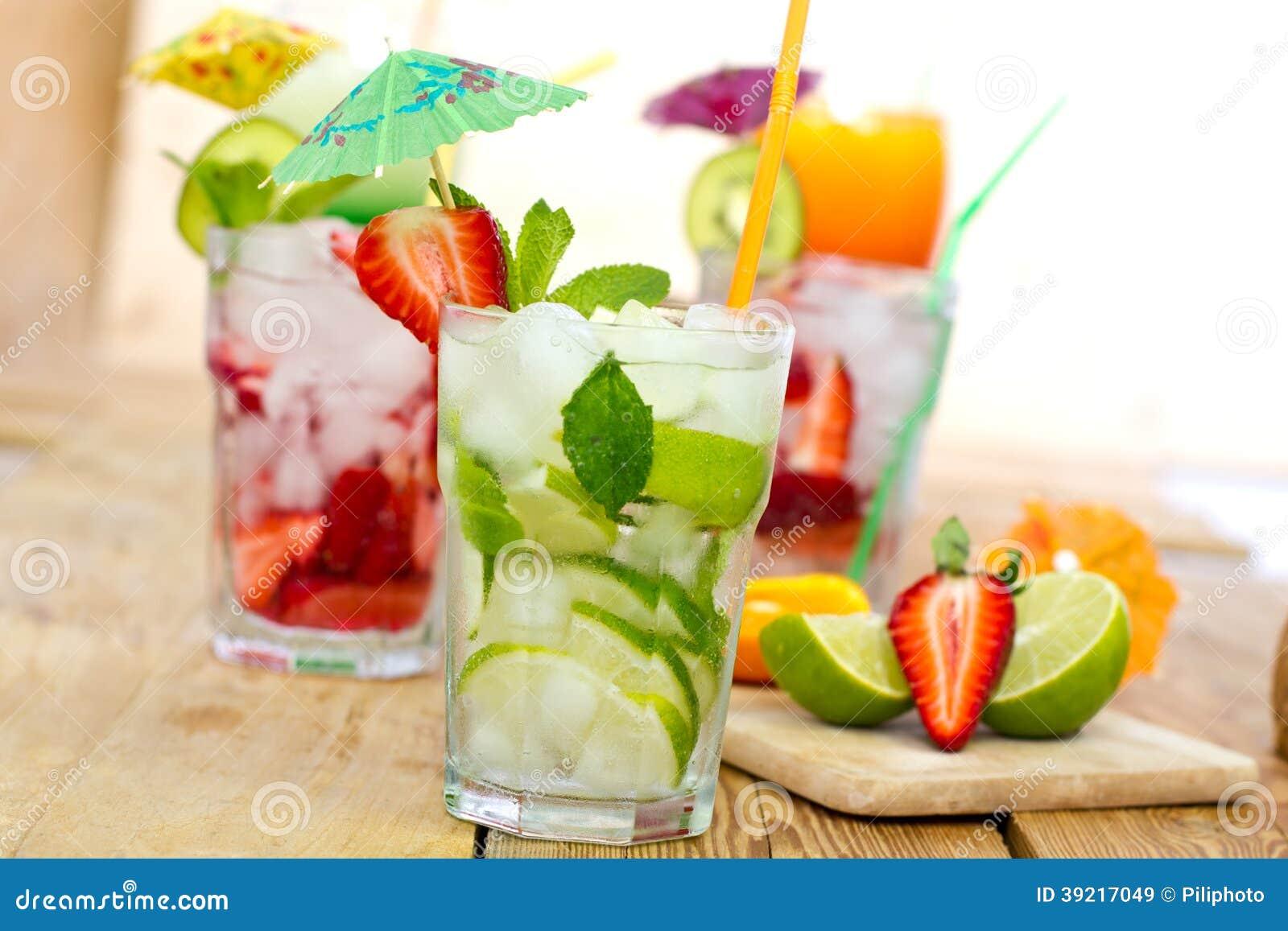Bevande di estate