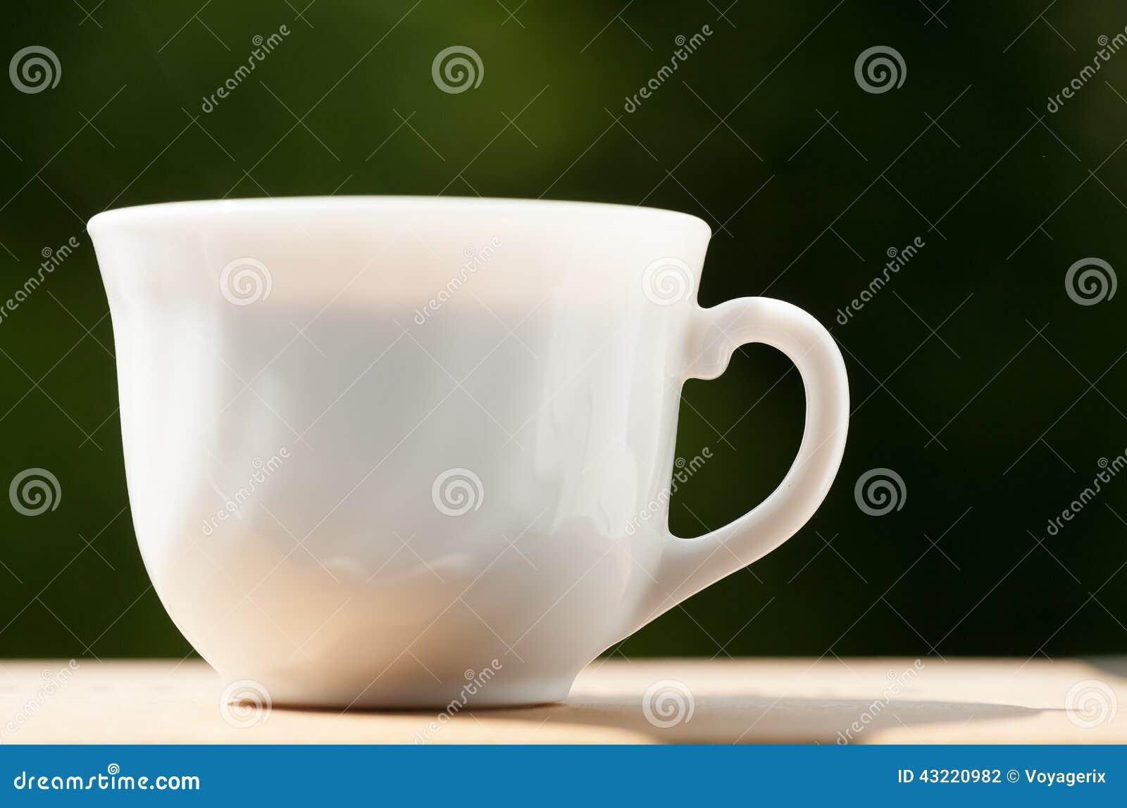 Beverly Closeup av den varma drinken för kopp kaffe