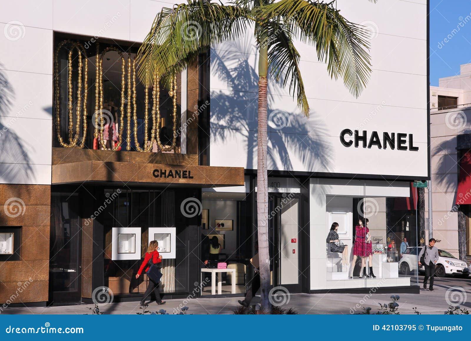 Beverly Hills-Einkaufen