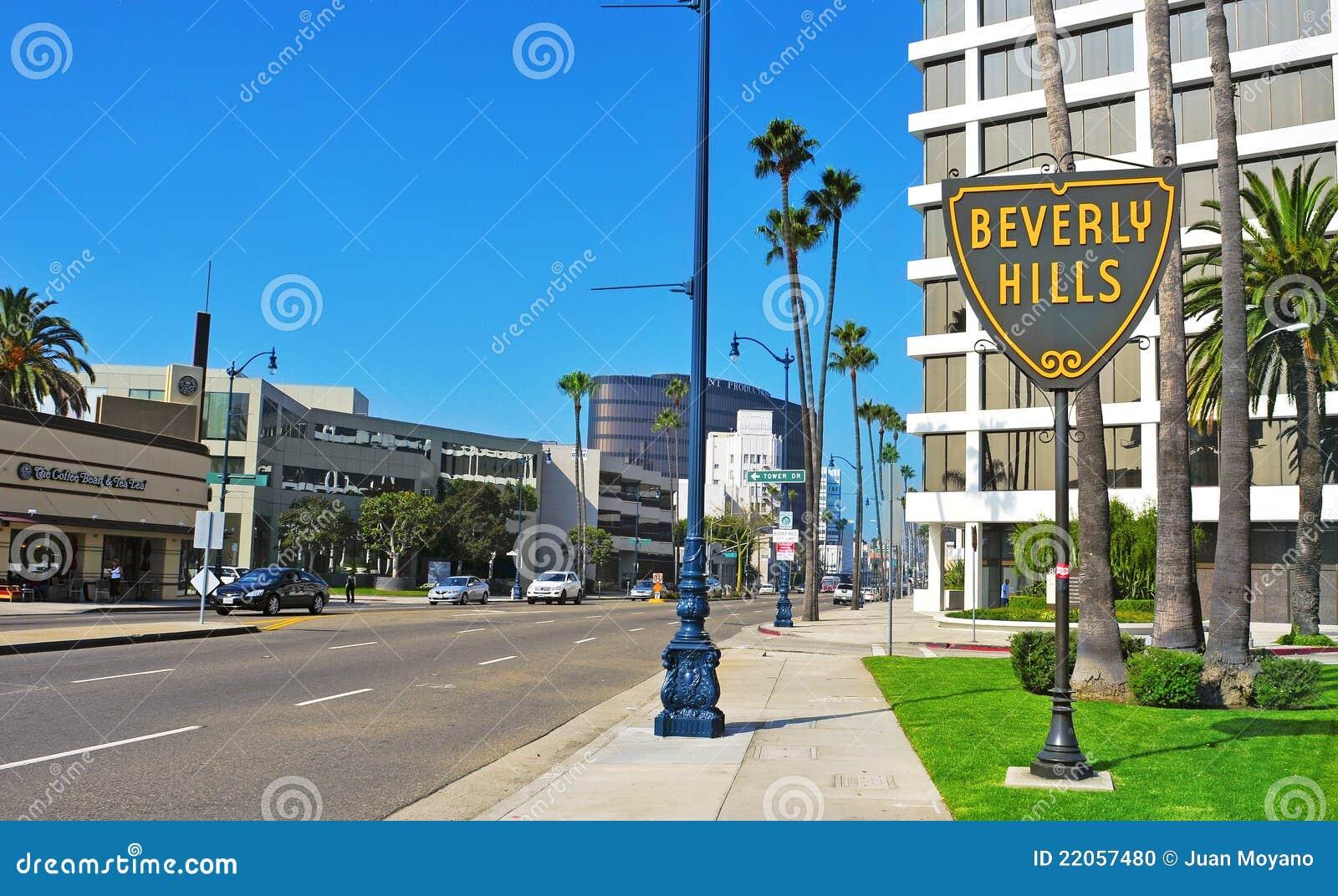 Beverly Hills, Stati Uniti