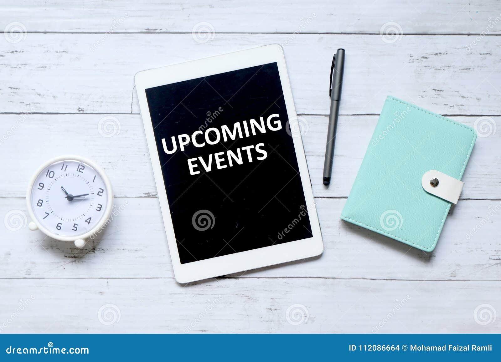 Bevorstehende Veranstaltungen