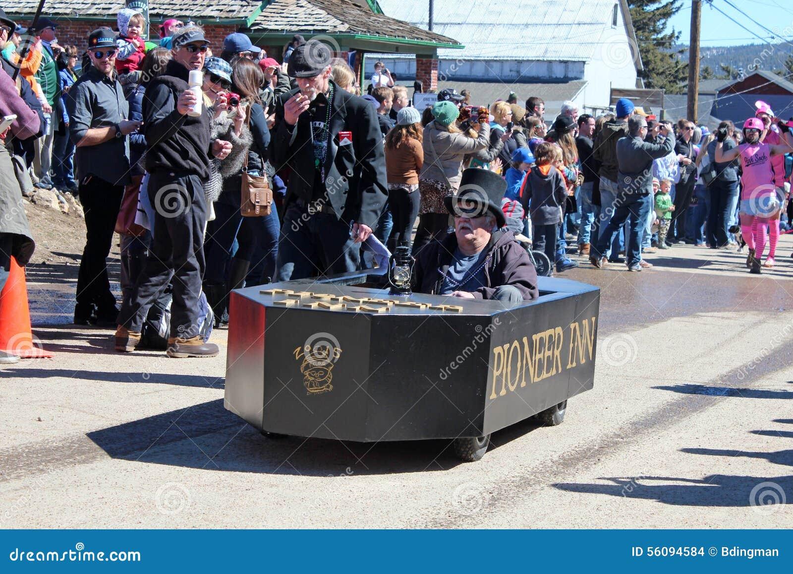 Bevroren Dood Guy Parade