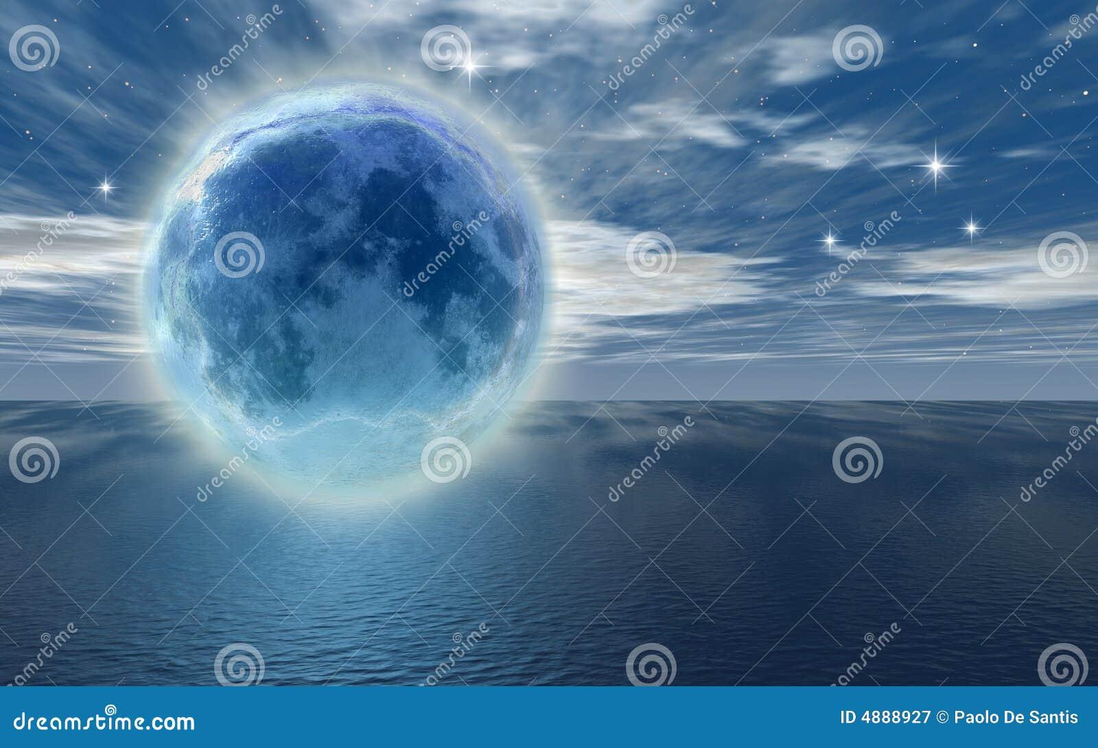 Bevroren maan