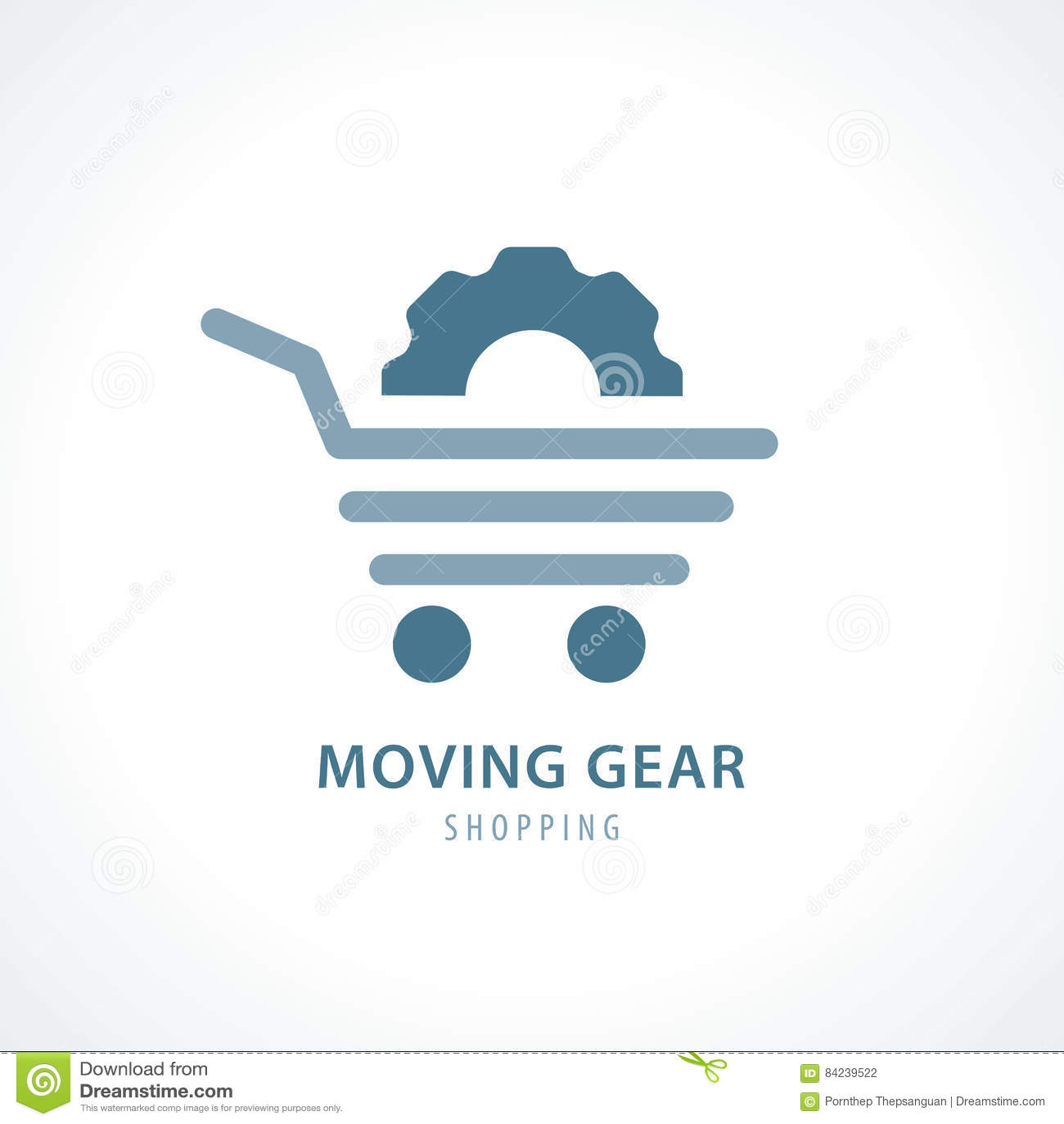 Bewegend Toestel het winkelen symboolpictogram