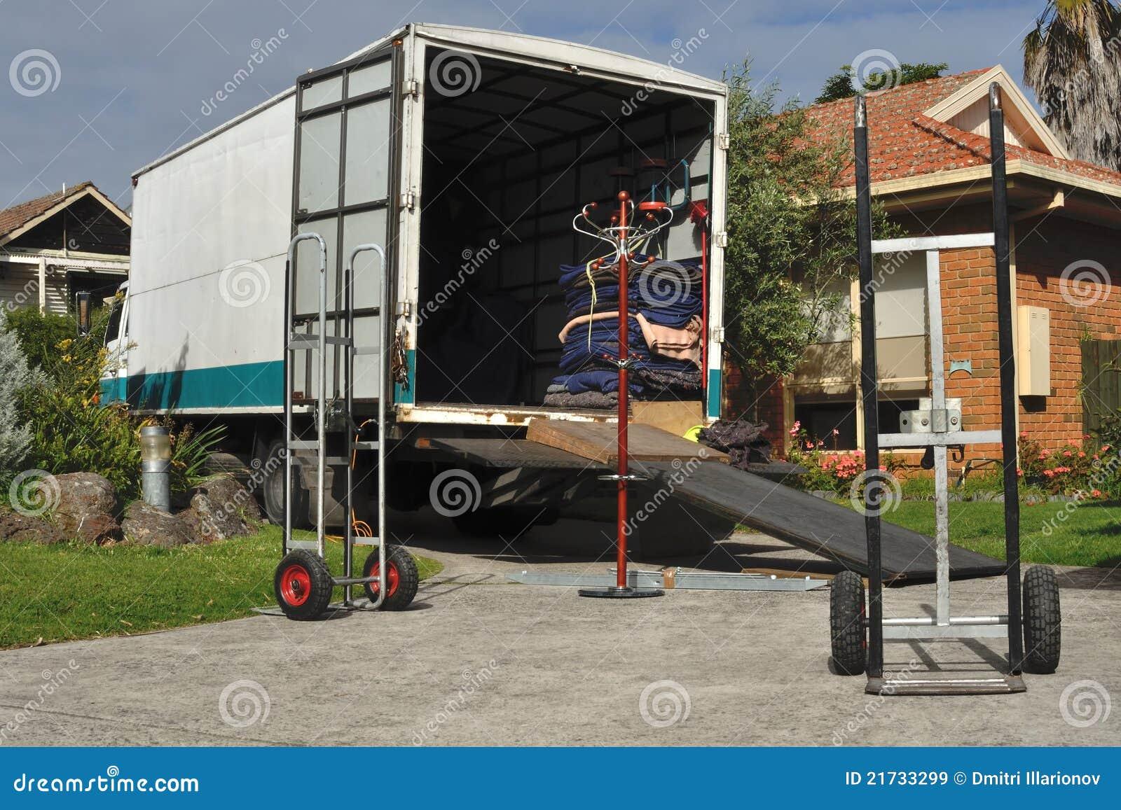 Beweglicher LKW