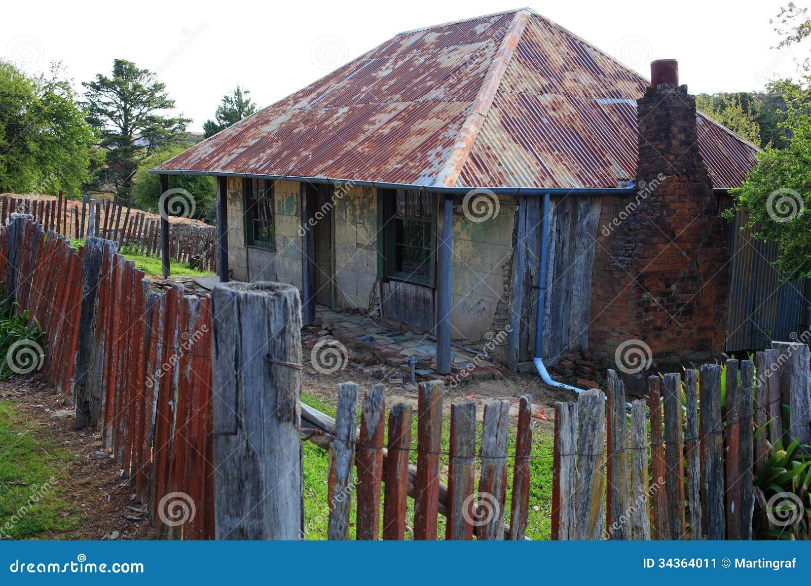 Beyers Cottage historisk byggnad