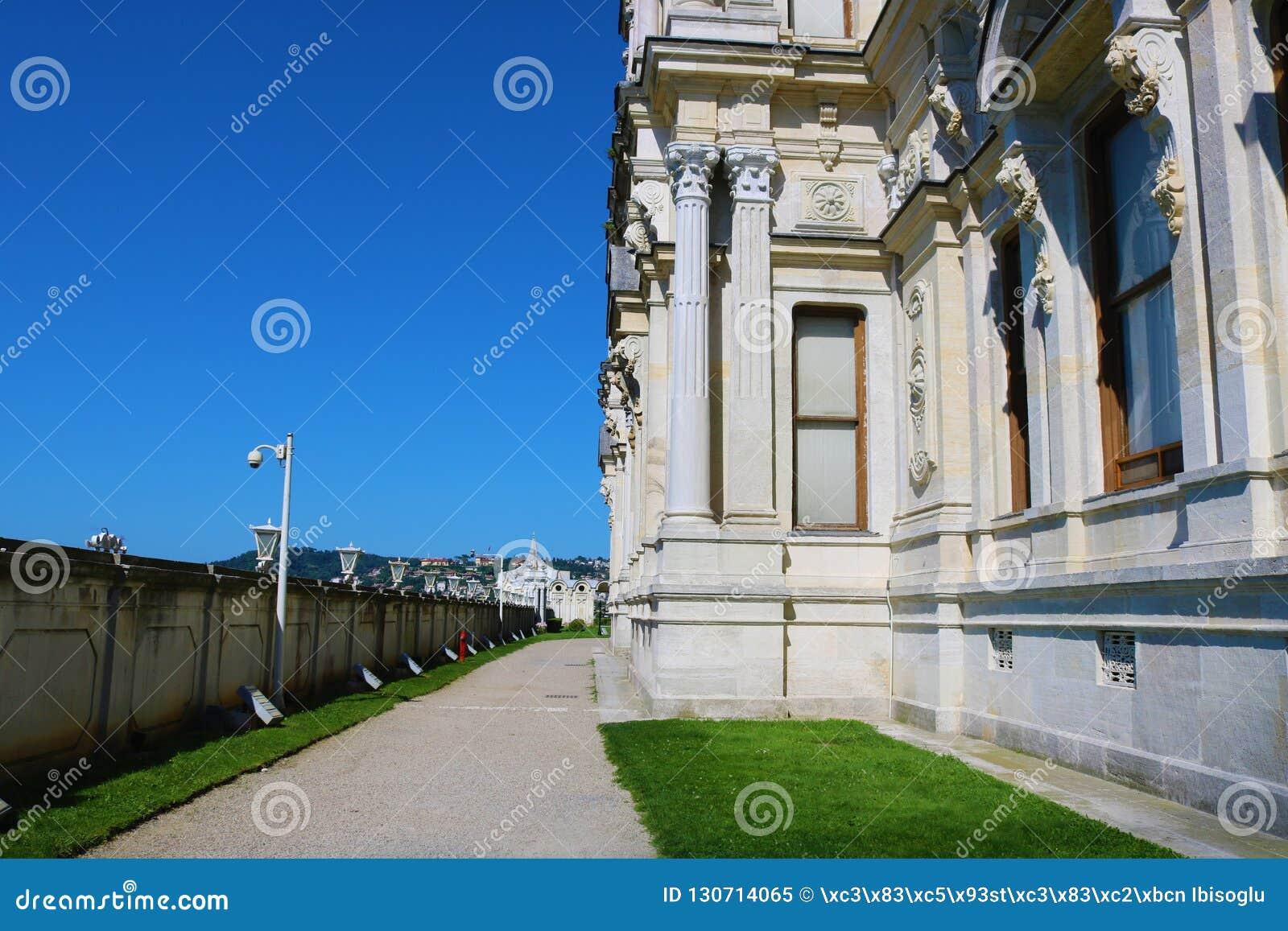 Beylerbeyi Palace In Istanbul Turkey Stock Image Image Of