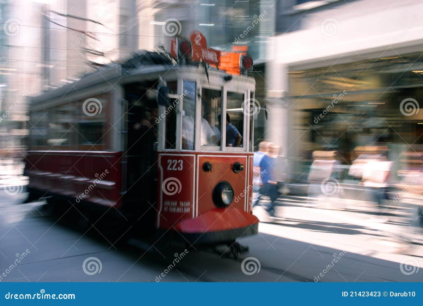 Beyoglu, Nostalgic Cable Car