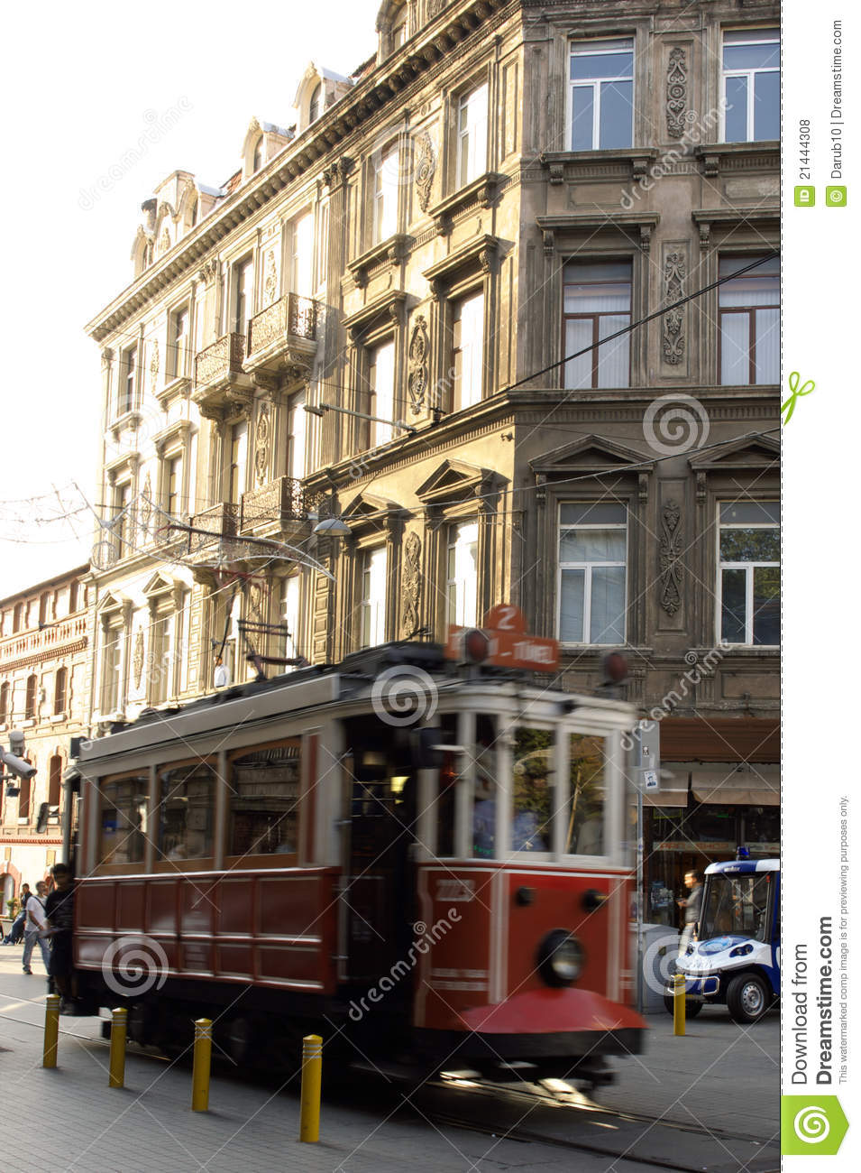 Beyoglu, Nostalgic Cable Car