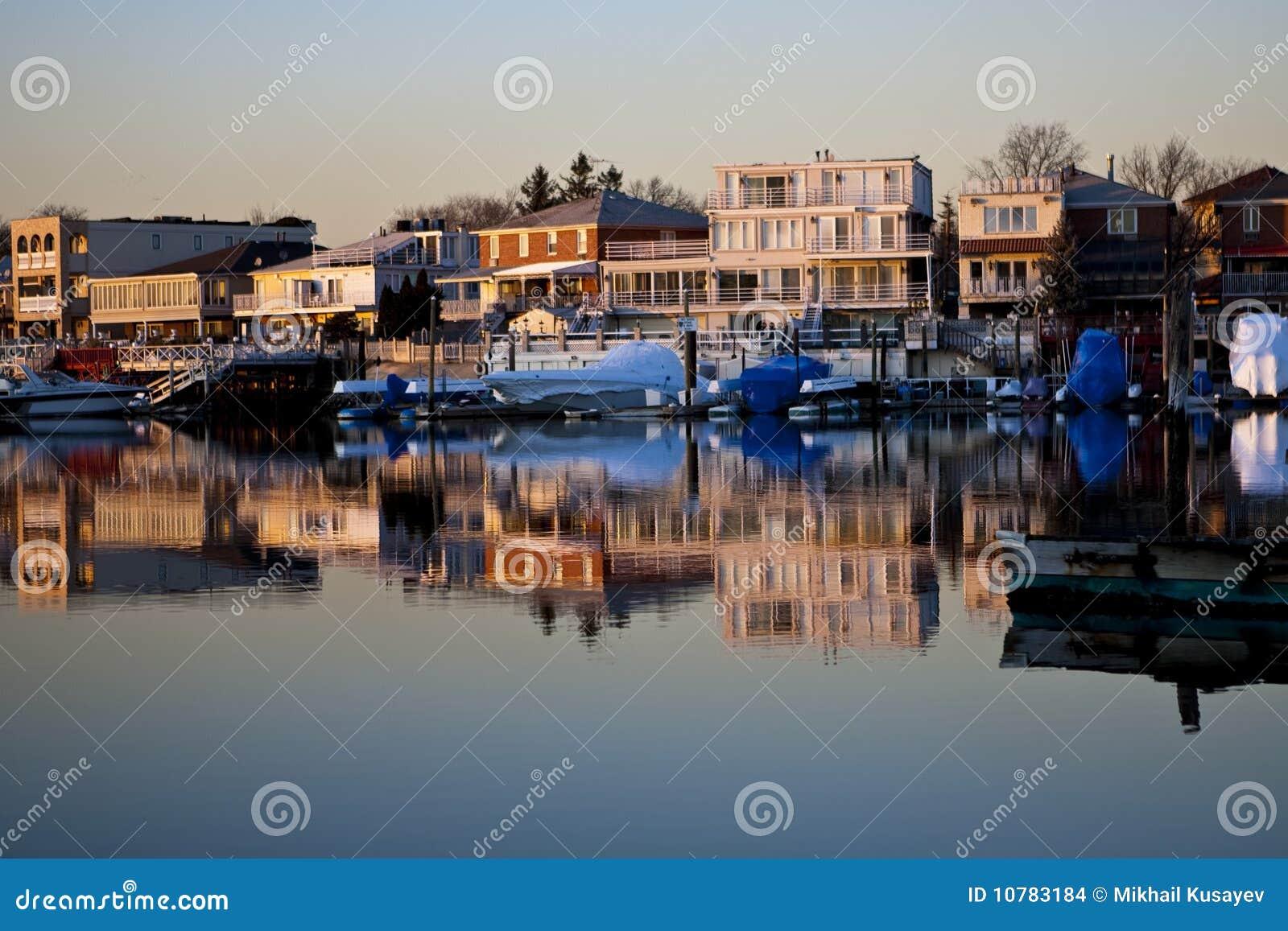 Bezinning van kustlijngebouwen