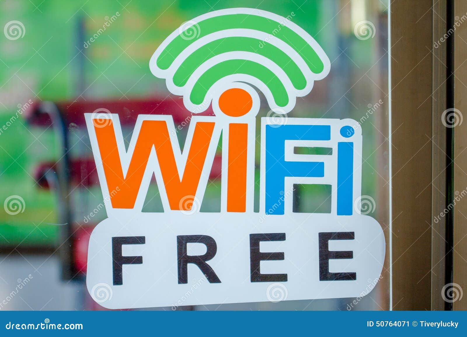 Bezpłatny wifi śpiewa