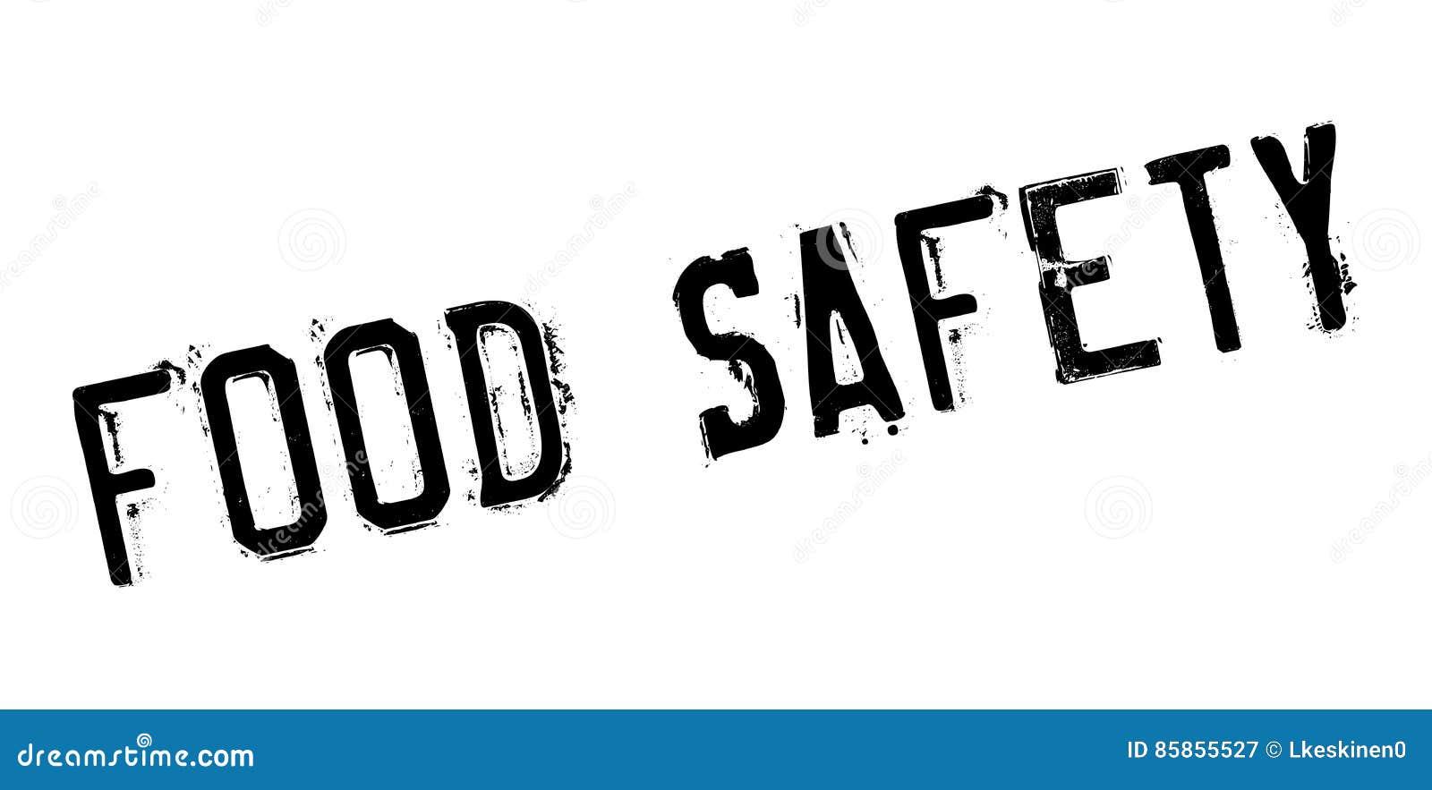 Bezpieczeństwo żywnościowe pieczątka