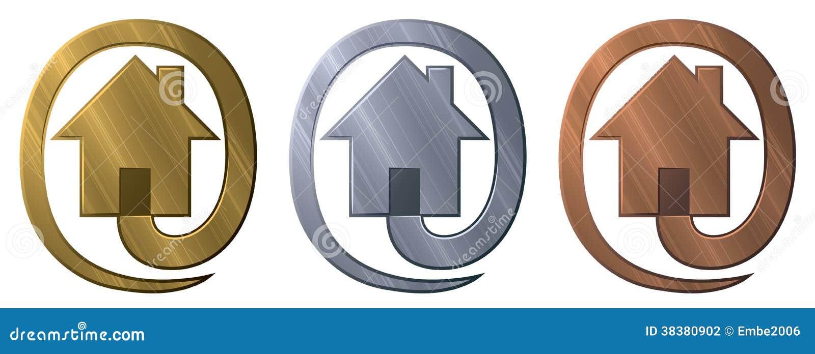 Bezpiecznego Domu logo