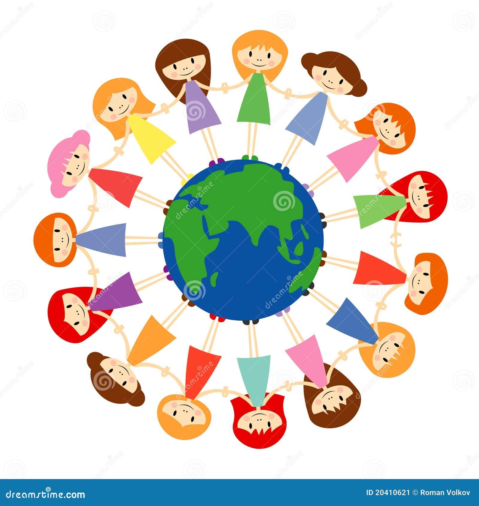 9e174d9380d482 Bezpieczny świat ilustracja wektor. Ilustracja złożonej z ...