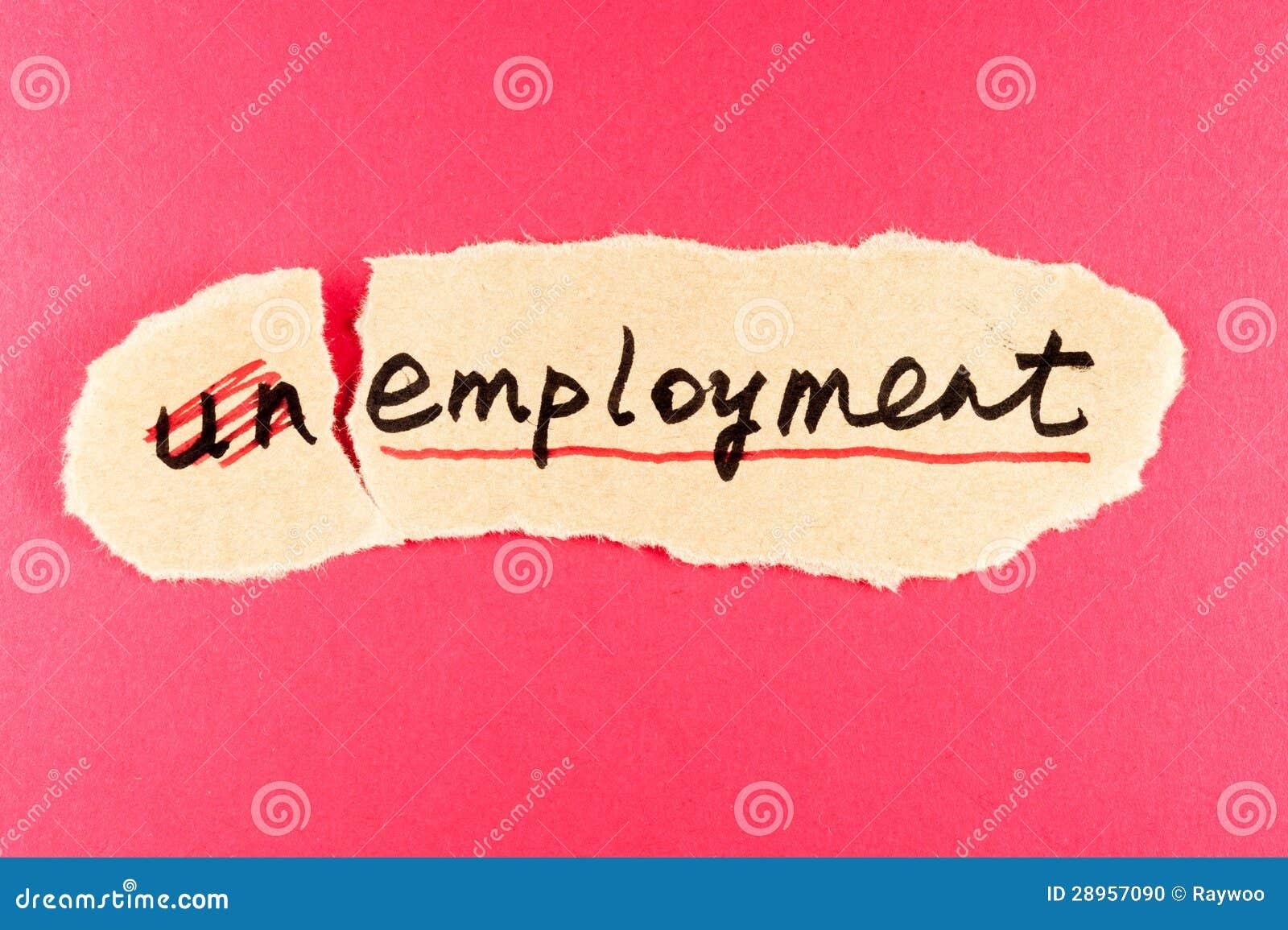 Bezrobocie zatrudnienie