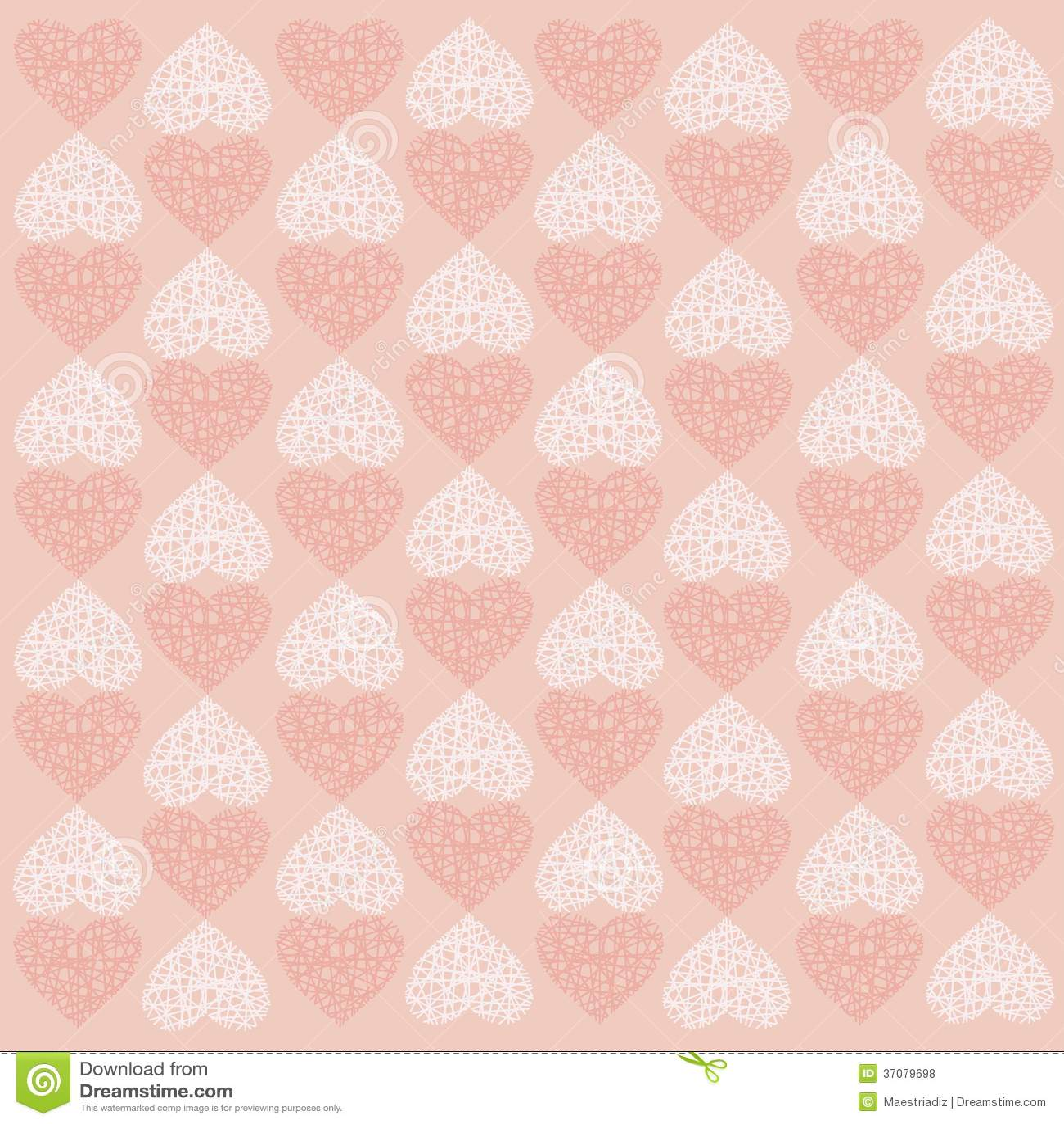 Download Bezszwowa Tekstura: Openwork Serca Zdjęcie Stock - Obraz złożonej z ozdobny, dekoracje: 37079698