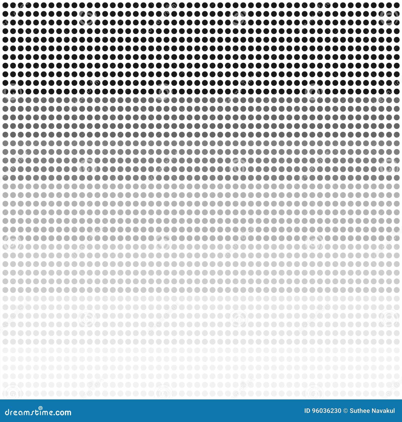 Bezszwowy abstrakcjonistyczny kropka wzór jako tło