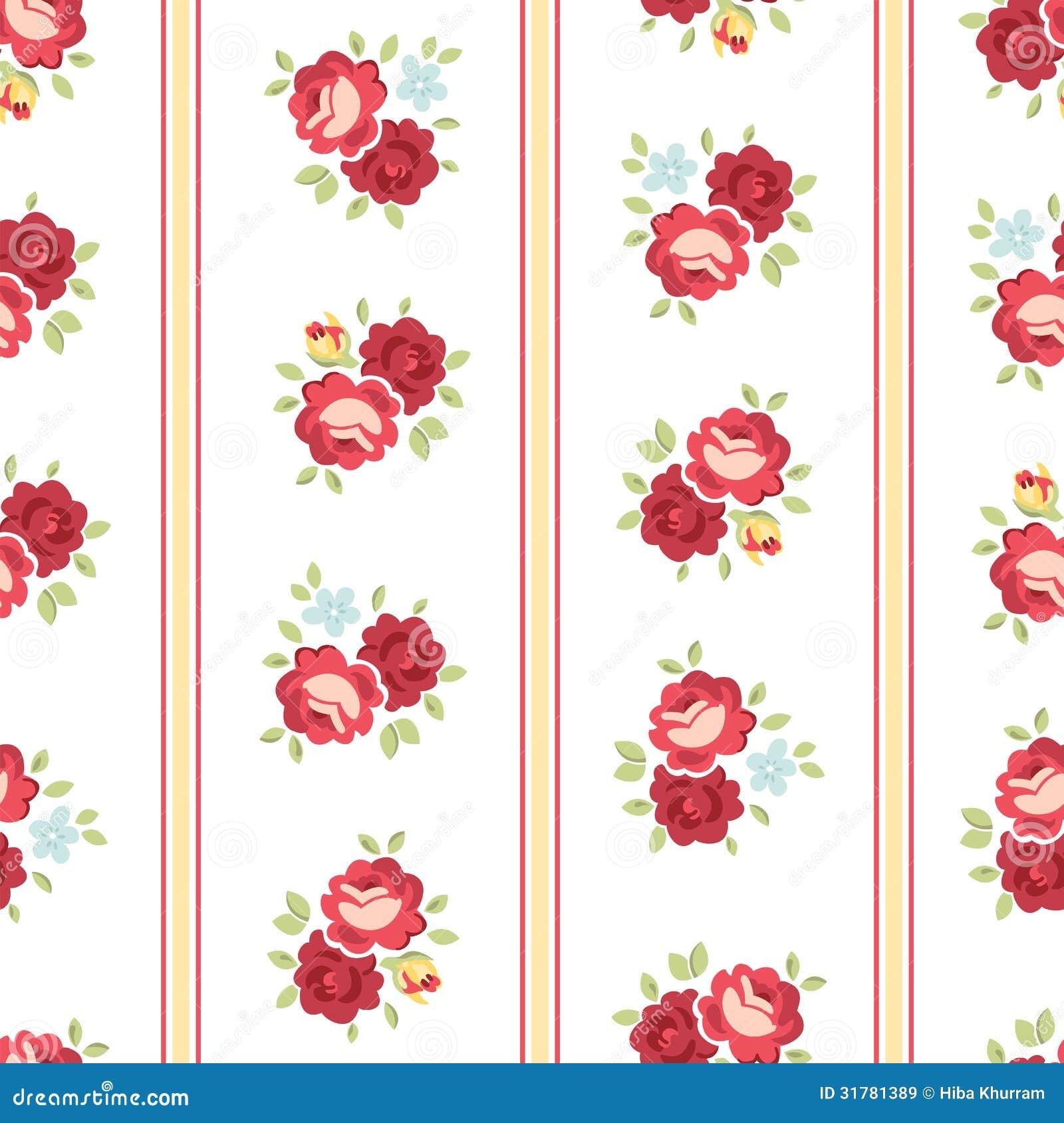Bezszwowy Podławy szyk róży wzór