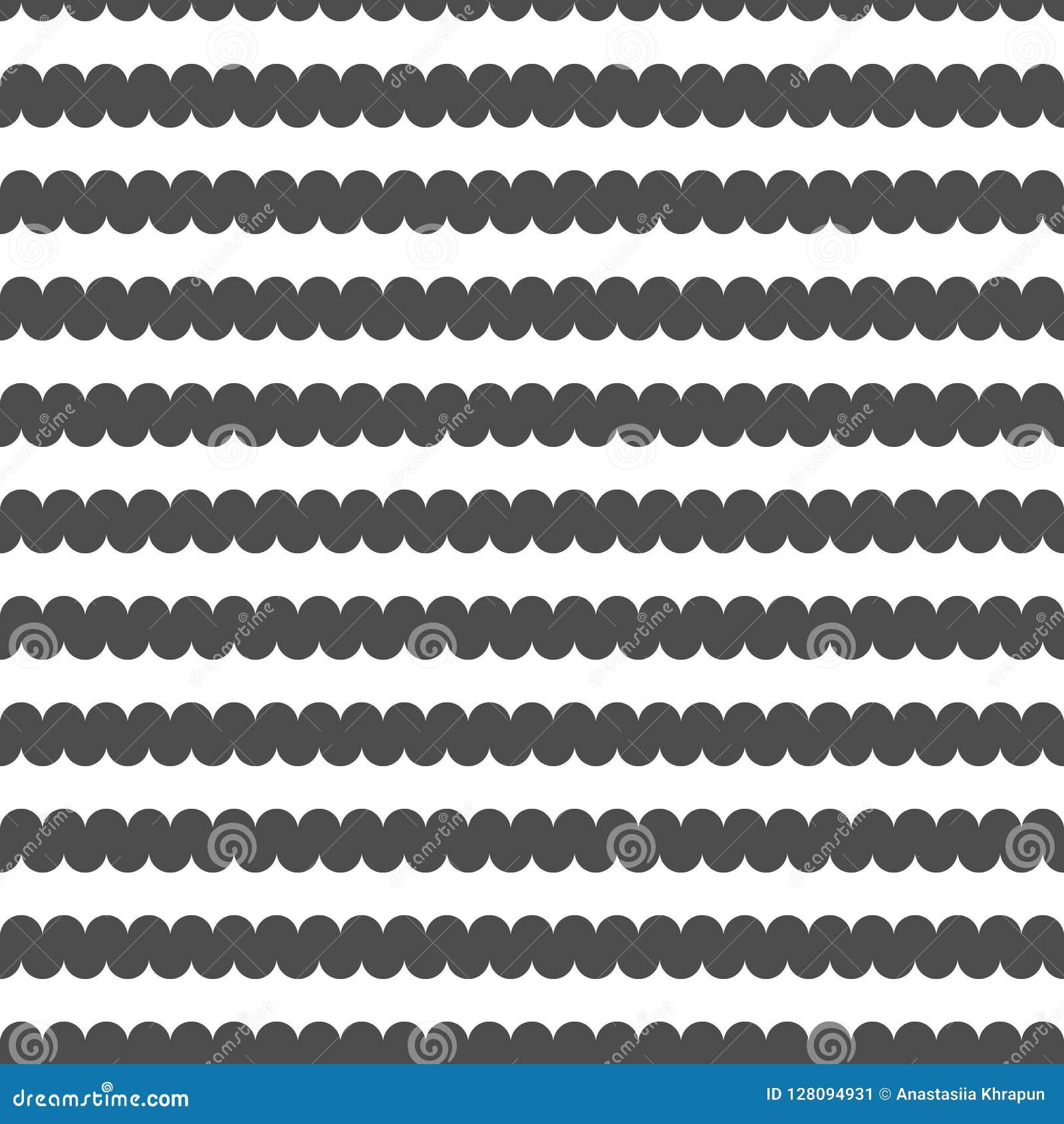 Bezszwowy wzór zygzag geometryczny tło