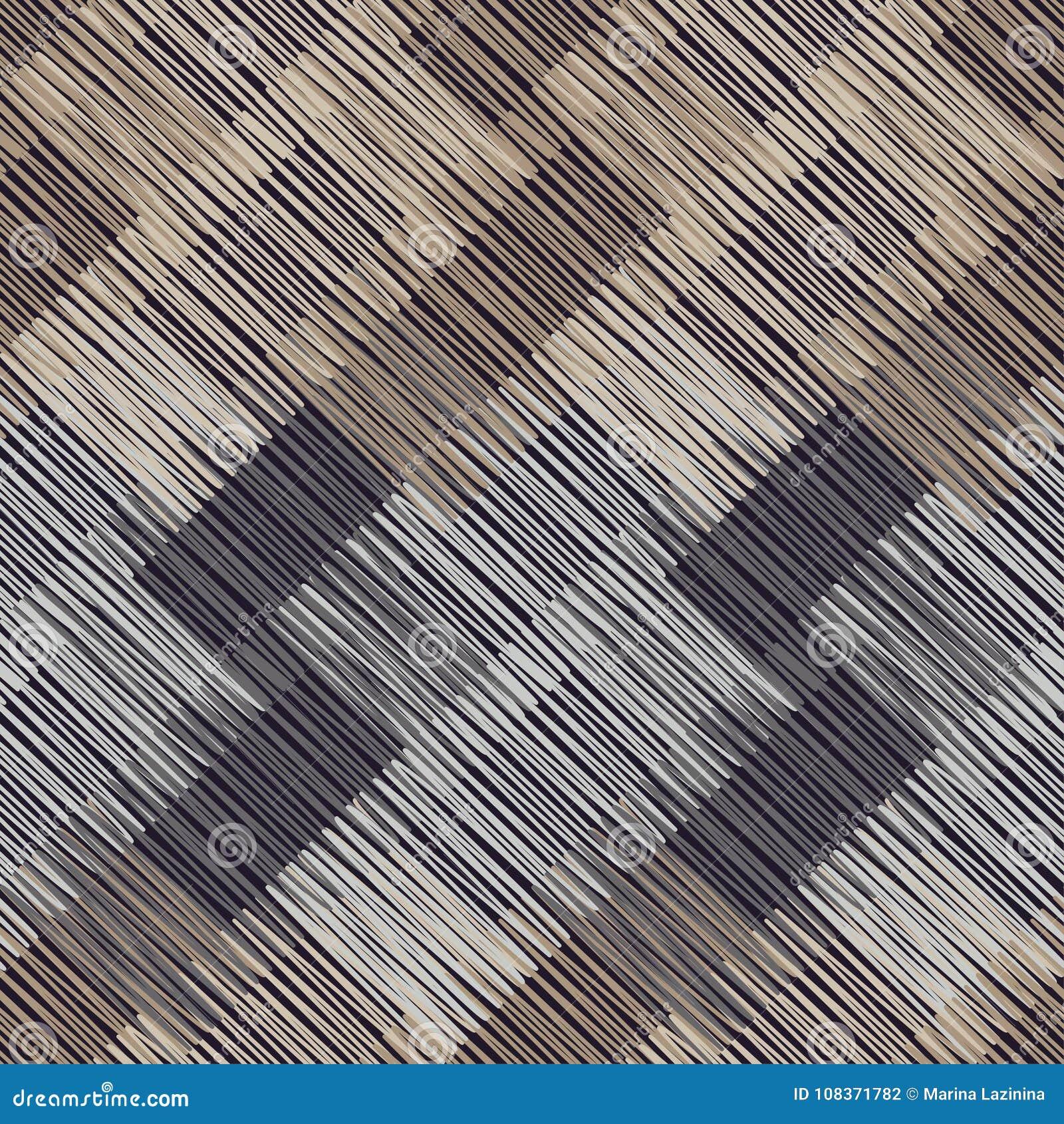 Bezszwowy wzoru geometrycznego Brown podłoga z drewnianą teksturą azjata mata Skrobaniny tekstura
