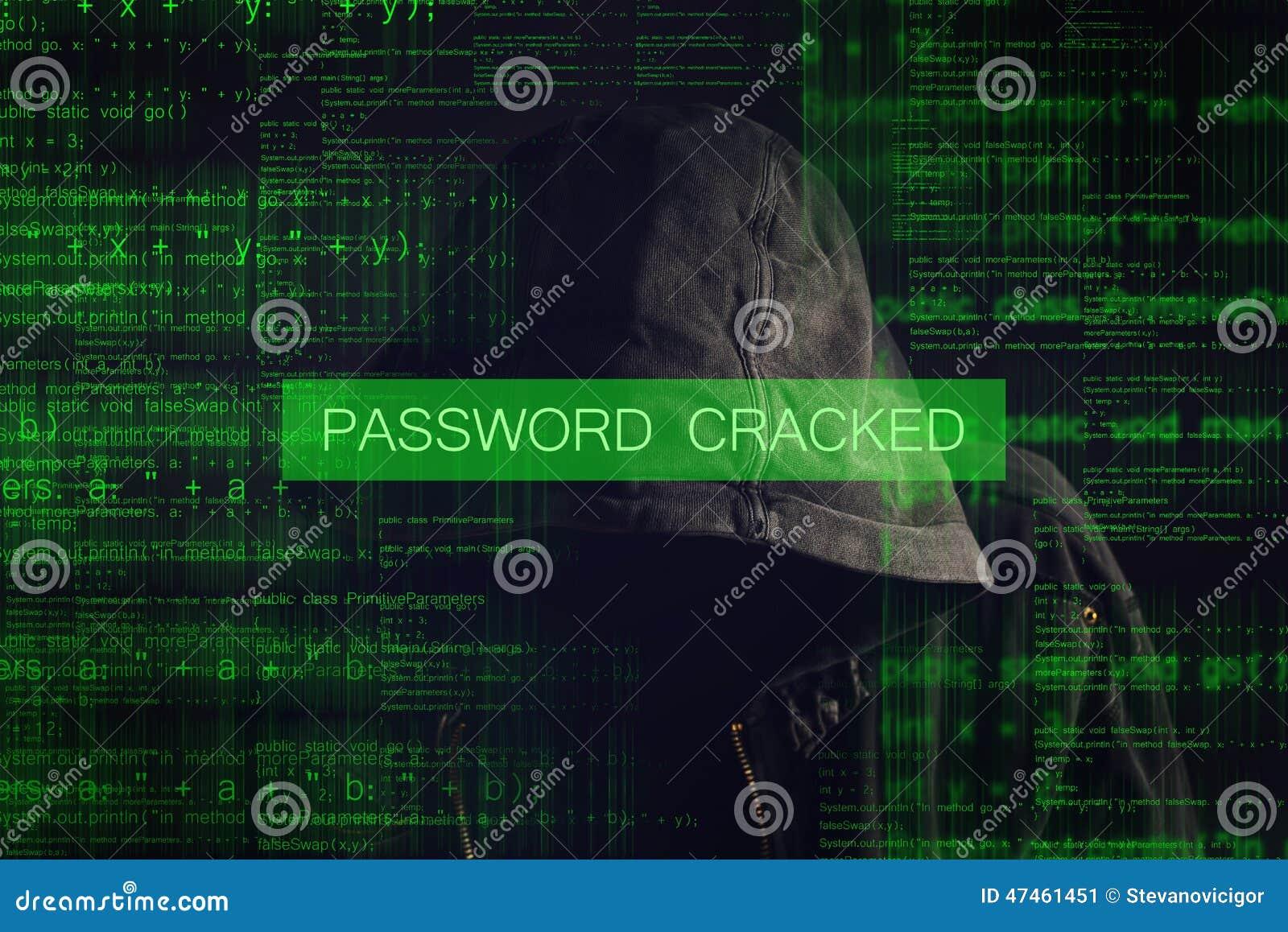 Beztwarzowy kapturzasty anonimowy komputerowy hacker