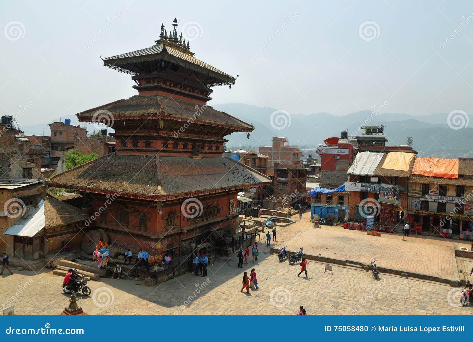 Bhairab Nath Temple, Bhaktapur, Nepal