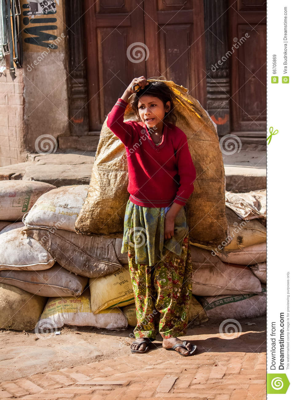 child labour in nepal 2015-11-30 take the case of a girl child in nepal,  the convention has defined the worst forms of child labour to include slavery, debt bondage, trafficking,.
