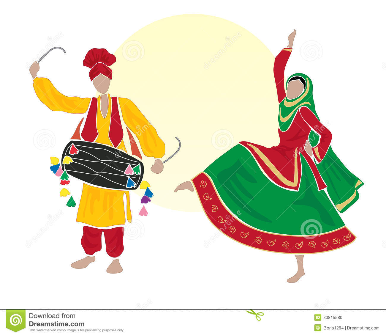 how to learn punjabi dance