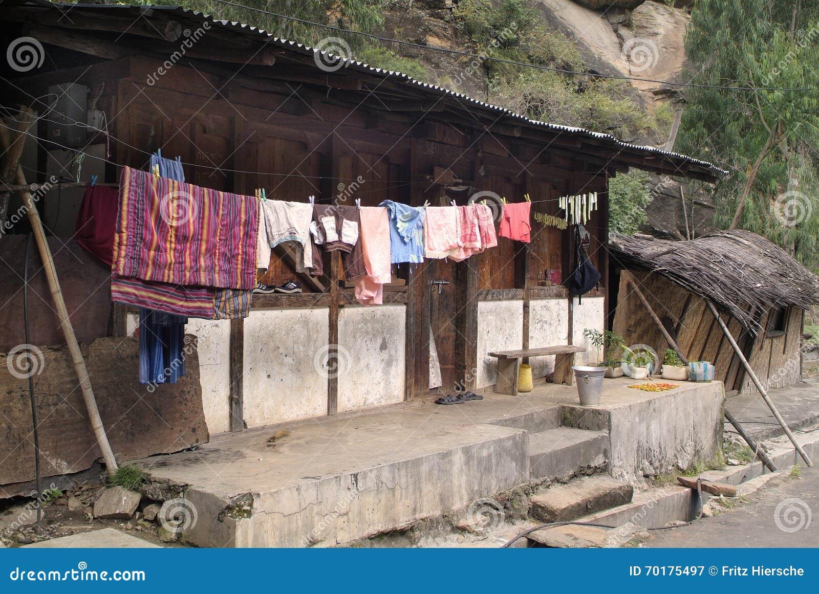 Bhutan Trashigang,