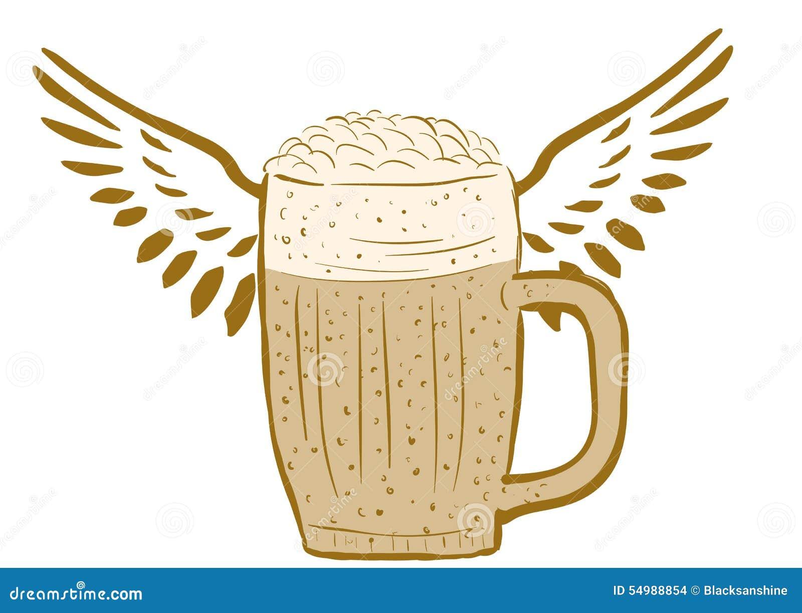 Bière à ailes