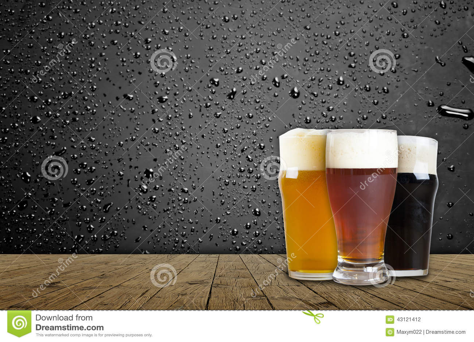 Bière américaine de métier