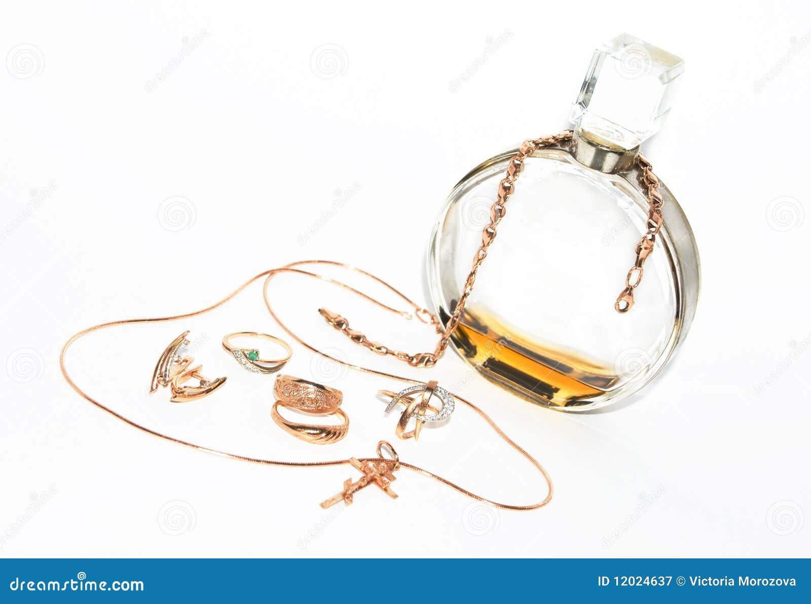Biżuterii pachnidło