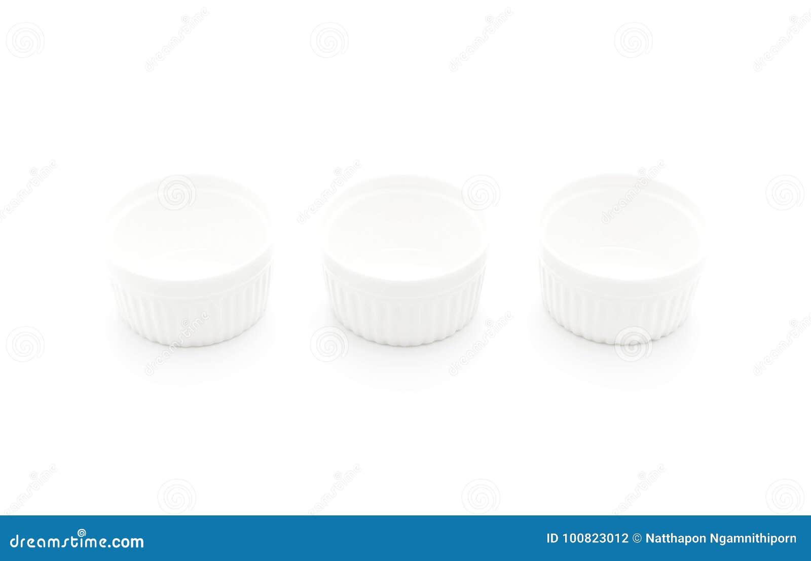 Biała puchar filiżanka