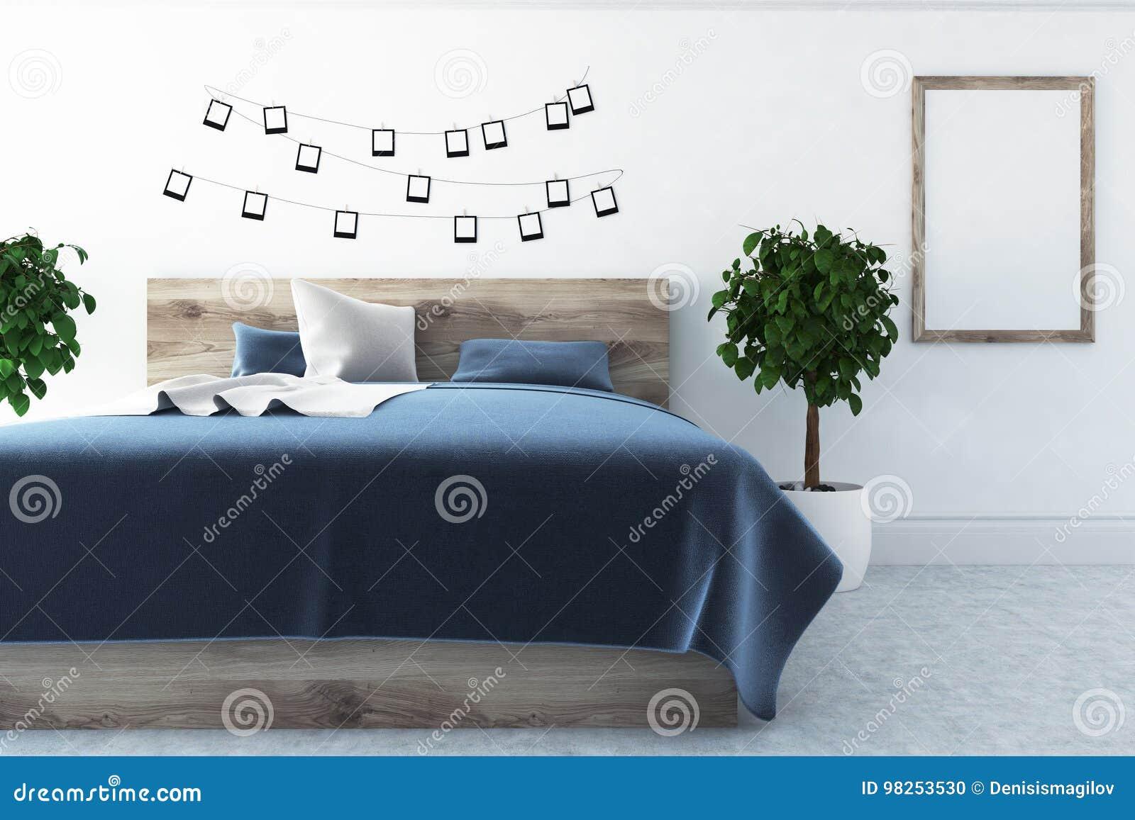 Biała Sypialnia Galeria Zdjęć Ilustracji Ilustracja
