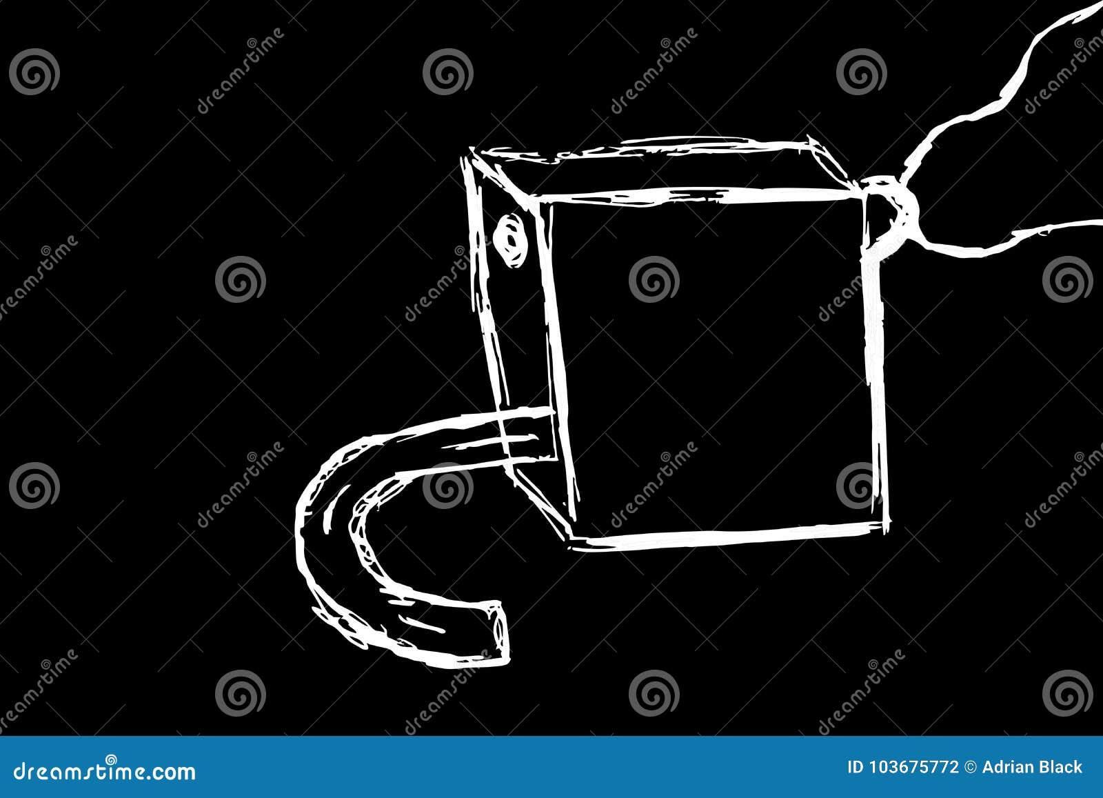Biała szafki sztuka