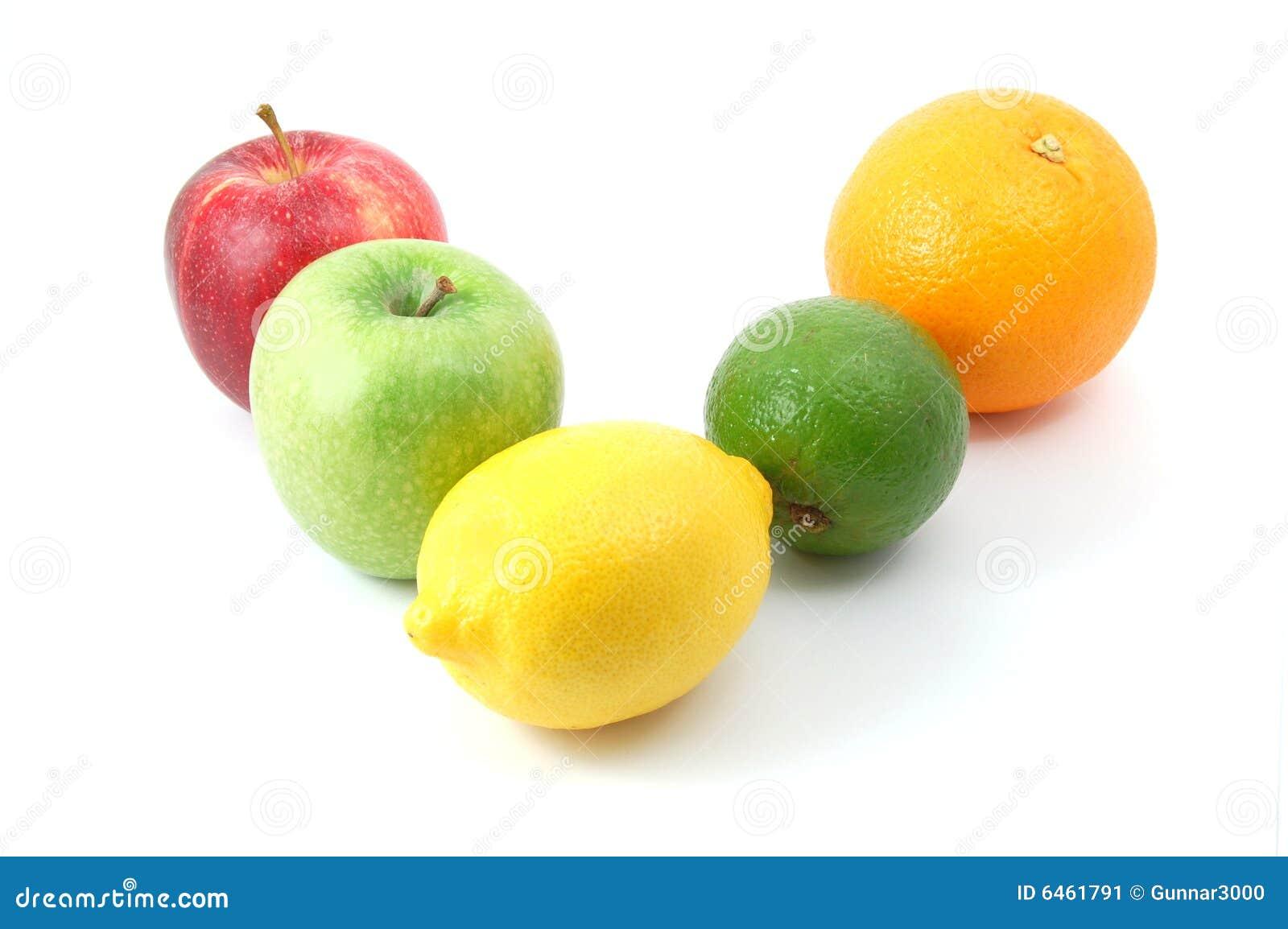 Białe owoców