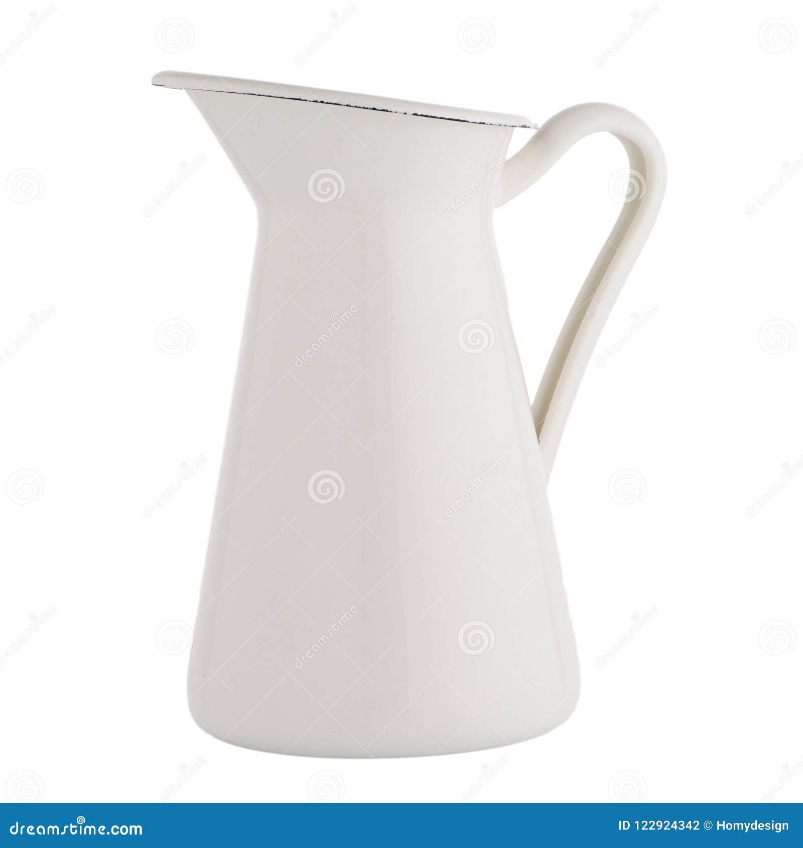 Biały ceramiczny miotacz