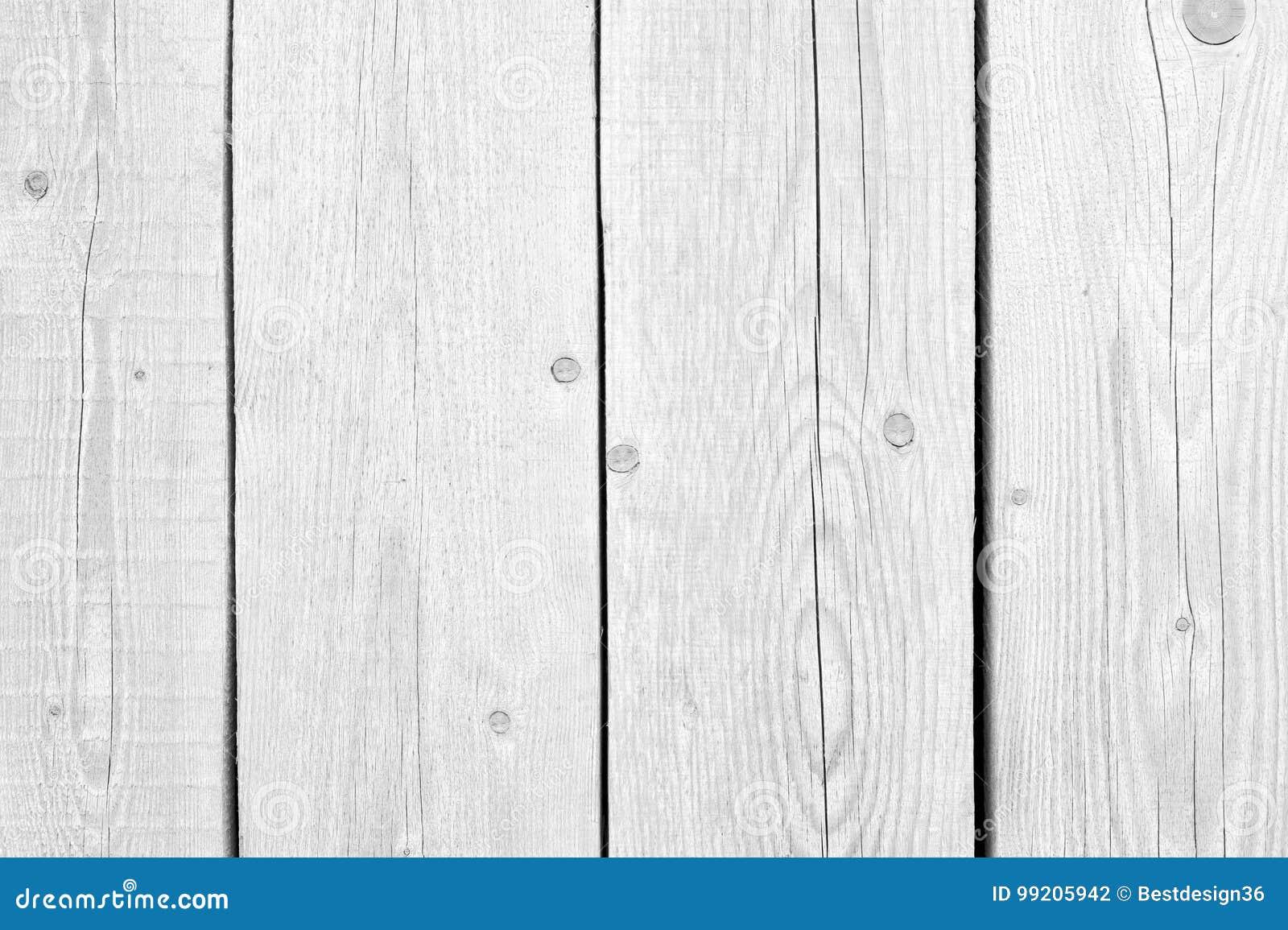 Biały stary drewno lub drewniany nawierzchniowego tła dekoracyjny wzór rocznik deski ściany lub podłoga Minimalna tabletop pokryw