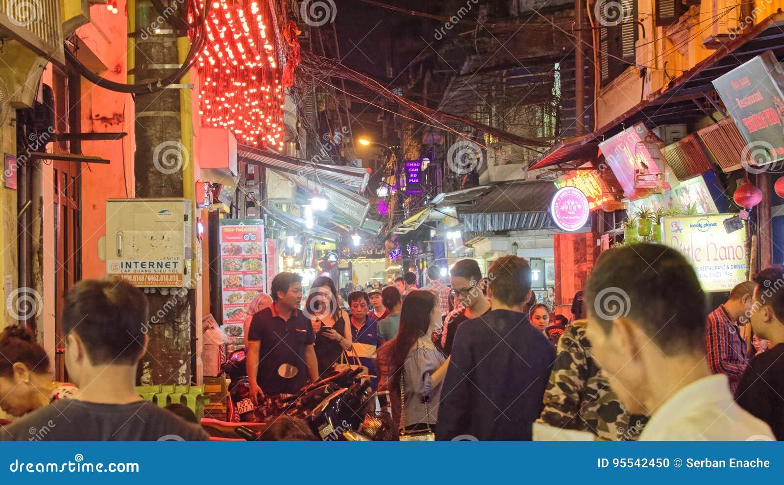 Bia Hoi-Restaurants in Hanoi