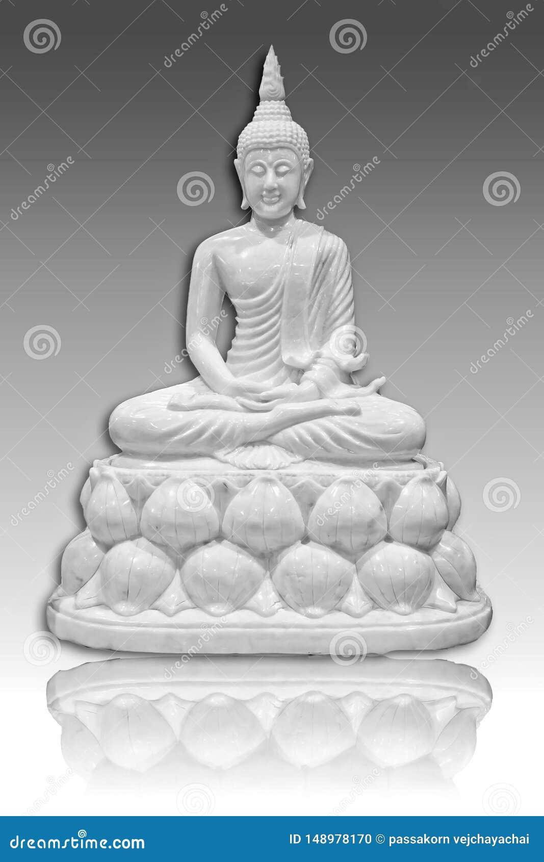Bia?y Buddha