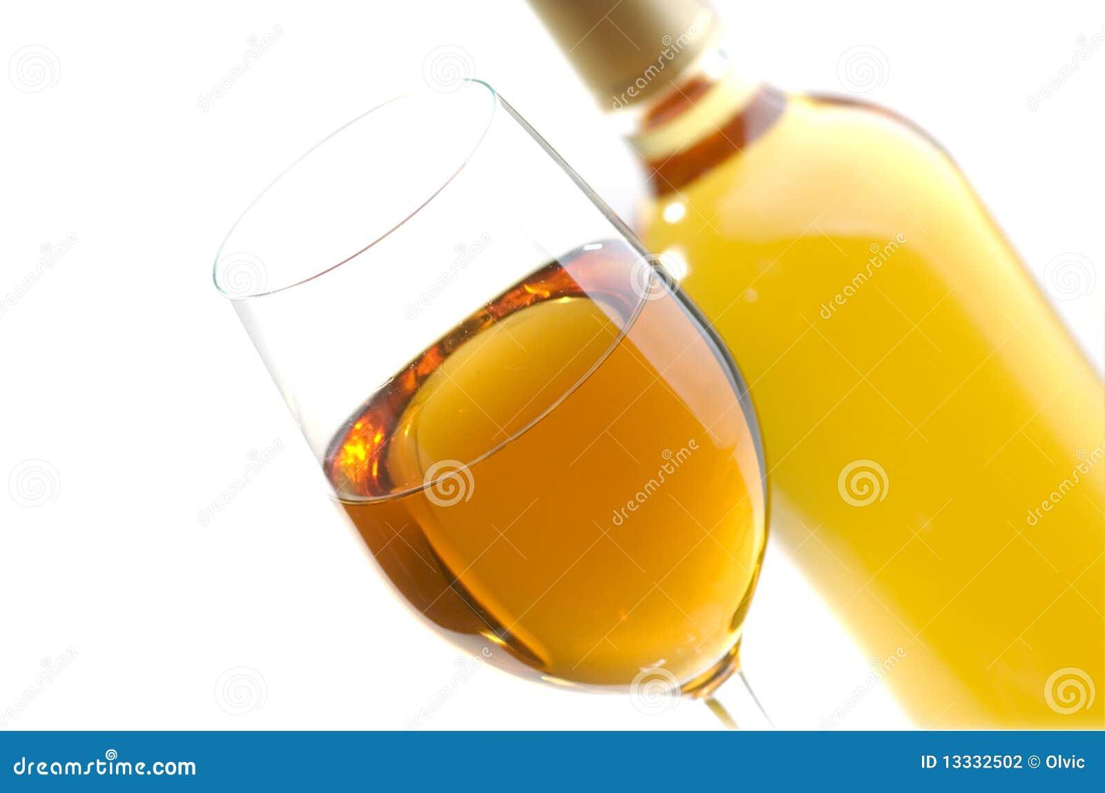 Biały wino