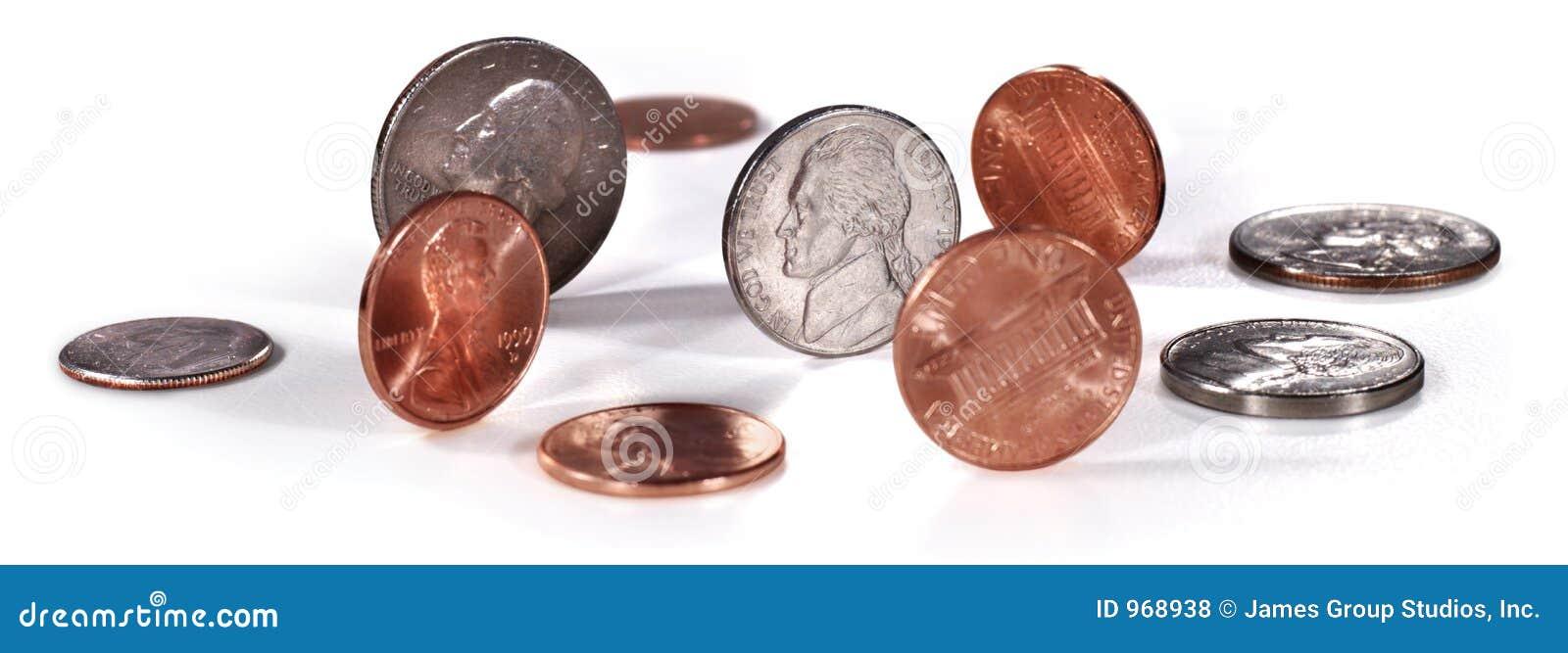 Biali nas monety